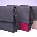 Handgefertigte Bürotasche
