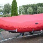 Abdeckungen für Schlauchboote