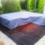 Schutz für Gartenmöbel
