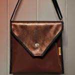 Handtasche aus LKW-Plane von Plantec aus Minden